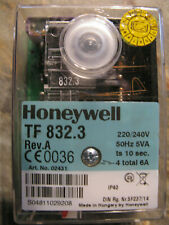 Honeywell Satronic Feuerungsautomat TF 832.3