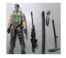"Jurassic Park G.I. Joe Mercenary Cancelled Prototype 4"" Action Figure Full Set"