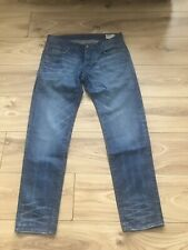 Men's G-Star Low Tapered Jeans. W32 L30