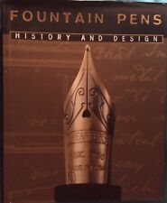 Fountain Pens History& Design ISBN 1-85149-289-5 G. Dragoni & G. Fichera