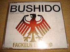 BUSHIDO feat. KAY ONE - Fackeln Im Wind  (2-Track Maxi-CD)