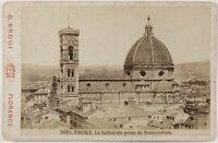 Florence Italia Foto Brogi PL17c1n4 Cartolina Armadio Vintage Albumina