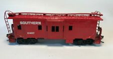 HO Athearn Southern Railway Bay Window Caboose X407 with box