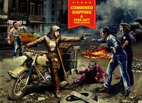 Master Box 35175 - 1/35 - Zombie Hunter Road to Freedom Zombieland Series
