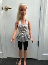 """My Size Barbie 38"""" Doll  (U)"""