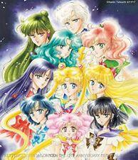 Pretty Soldier Sailor Moon THE 25TH ANNIVERSARY MEMORIAL TRIBUTE F/S