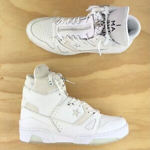Converse ERX 260 High Top The Soloist Triple White Basketball Shoes 169010C Size