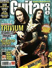 Guitar One Magazine January 2007 - Trivium, Killswitch Engage, Bumblefoot, Shred