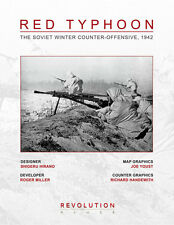NEW RED TYPHOON WW2 War Game eastern front