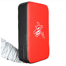 Kick Pad Shield Punching Bag Martial Arts Training Boxing Gym Sports Equipment