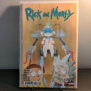 Rick And Morty comic #9