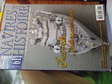 12µµ Revue Navires & Histoire n°61 La Jeanne d'Arc / Convoi Arctique / Cassard