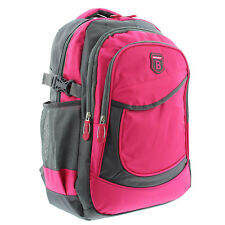 cd33f6dd87b03 Rucksack Tasche Schulrucksack Sporttasche City Bag 30 L Sport Wandern pink