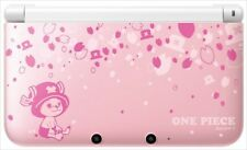 NEW Nintendo 3DS LL XL Console One Piece Chopper Pink Japan model