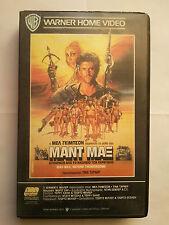 MAD MAX / MEL GIBSON / VHS / 1985 / GREEK SUBTITLES / GREEK MOVIES