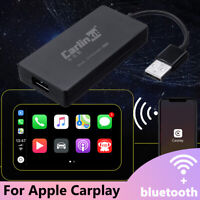 Wireless bluetooth CarPlay Dongle Smart Link USB For iPhone Carplay/Android Auto