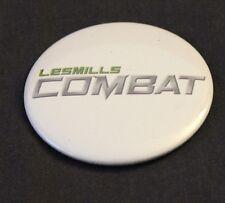 Les Mills Combat Shakeology Team Beachbody Coach Pinback Button NEW