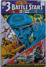Brave and the Bold #52 (Feb-Mar 1964, DC), FN condition, 3 Battle Stars