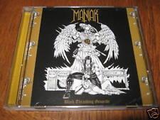 "MANIAK ""Black Thrashing Genocide"" CD abigail salute"