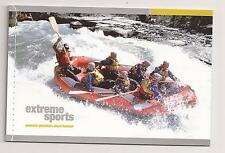 New Zealand 2005 Booklet SP6 Extreme Sports