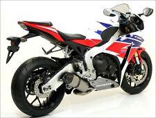 SILENCIEUX ARROW INDY-RACE TITANE HONDA CBR 1000 RR 2012/13 - 71379MI+71727PK