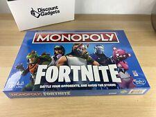 SEALED MONOPOLY Fortnite Edition Board Game Original