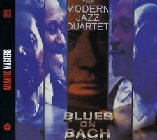 The Modern Jazz Quartet - Blues on Bach [New CD] UK - Import