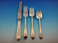 Faneuil by Tiffany and Co Sterling Silver Flatware Set for 8 Service 35 Pieces