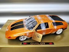 1:18 Guiloy Mercedes C111 gold NEU NEW