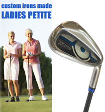8 CLUB PETITE WOMENS IRON 4-SW FULL SET w/ short GRAPHITE ULTRA LITE LADY SHAFTS