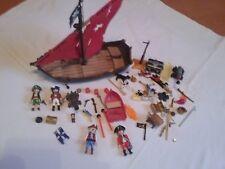 Playmobil, Piratenschiff, 4444, Schatzinsel, Beiboot