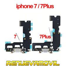 Cable Flex USB Conector De Carga y Microfono Para iPhone 7 / 7 Plus Auriculares