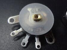 Radio Mini  PCB Potentiometer 5k with switch lot 10 Pcs and plus 10 screws !!