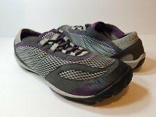 Merrell Women's PACE GLOVE Dark Shadow Minimalist Running Sneakers - Size 6.5