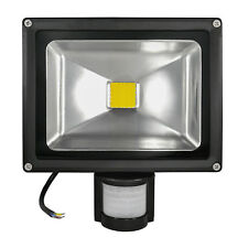 COB LED Proyector Faros LED LED FOCO 20 watts WW 180° PIR - 5X