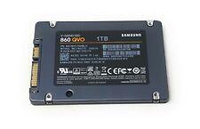 "SAMSUNG 860 QVO 1TB V-NAND SSD SATA 2.5"" (MZ-76Q1T0) *TESTED AND WORKING*"