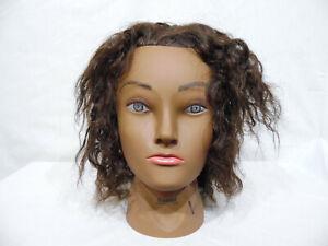 Burmax Naomi Manikin Mannequin Hair Styling Training Head