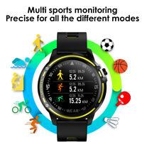 Microwear L8 Sport Smart Watch Waterproof Ip68 ECG Blood Pressure Oxygen Monitor