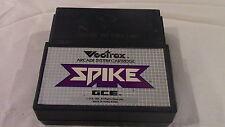 SPike Vectrex Gce Game Cart Cartridge - Wow!