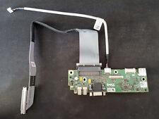 DELL PowerEdge r610 frontale VGA/USB/I/O PANNELLO fnrh 3 + CAVI
