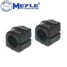 2x Meyle anti roll bar buissons essieu avant gauche et droite (inner) no: 100 411 0030