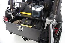 Smittybilt Rear Locking Security Storage Vault 87-06 Jeep Wrangler YJ TJ LJ 2761