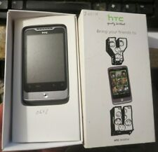 HTC ADR6225 Wildfire Silver/Black CDMA Phone As is