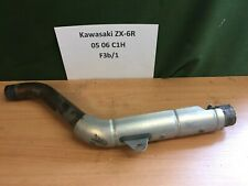KAWASAKI ZX-6R C1H 05 06 EXHAUST SILENCER LINK PIPE BREAKING SPARES 636 ZX