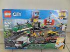 NEW LEGO City Cargo Train 60198 Remote Control Train Building Set w/ Tracks