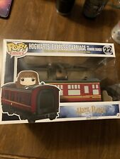 Funko Pop 22 Harry Potter Hogwarts Express Carriage with Hermione Figure Film