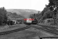 PHOTO  1979 JUNCTION AT GROSMONT YORKSHIRE THIS SHOWS THE JUNCTION BETWEEN THE N