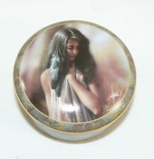 Ardleigh-Elliott White Feather by Lee Bogle Native Beauty Music Box Third Issue
