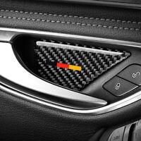 Türgriffschallen Innenabdeckung in Carbon  passend für Mercedes C-Klasse W205