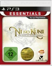 PlayStation 3 Ni No Kuni Der Fluch der Weissen Königin Top Zustand